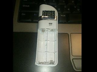 バッテリーチェッカー