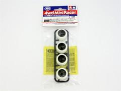 スーパーX・XXカーボン小径ホイール&バレルタイヤ(ホワイト)