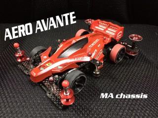 AERO AVANTE MA chassis