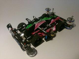 JC2016レースマシン