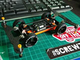 MS Stock Motor Speed