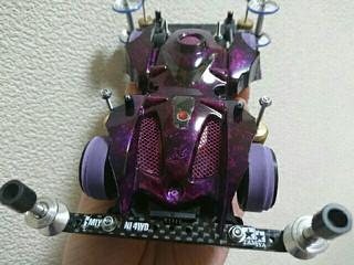 【未完】バックブレーダー・チャロアイト