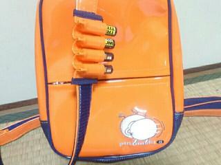 Pusumeki full custom bag