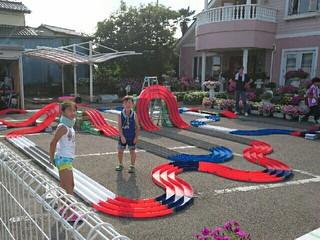 オヤカン常連限定3レーンJC模擬コース走行会&レース
