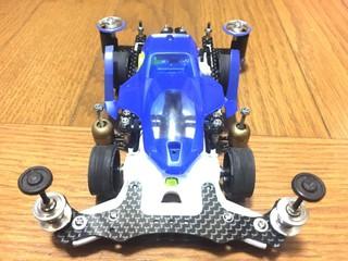 小径スプリント車AR