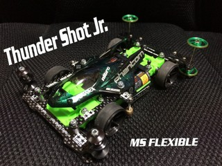 雷撃 Jr. MS FLEXIBLE GREEN Ver.