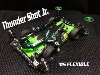 雷撃 Jr. MS FLEXIBLE GREEN Ver.