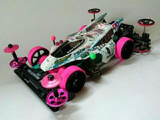 ミクちゃん号 Mk.Ⅰ JC2016ver.