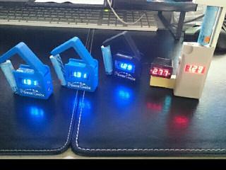 ・【デジタル電圧計】『量産修了』