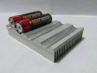 電池冷却フィン!!