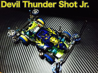 Devil Thunder Shot Jr. VS