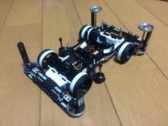 フルカーボン強化VSベース完成!