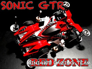 SONIC GTR by RED ZONE