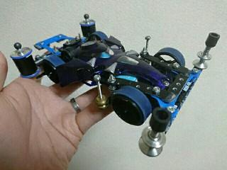 バックブレーダー(ヒクオ風フロント提灯試作型)