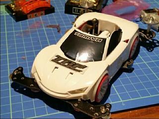 ライキリオープンカー