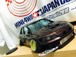 JC2016仙台大会 コンデレ用 ランエボ