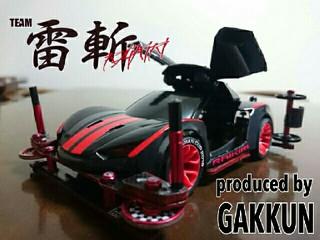 GULLKILI typeⅢ red&black