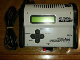 MX-301 充放電器