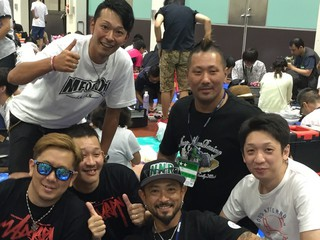 JC2016仙台大会♪(´ε` )