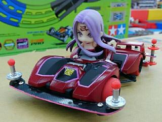 ガンブラスターXTO Drive ライダー