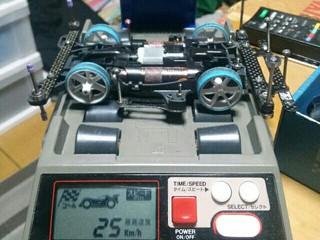 MA  各モーター速度計測