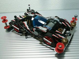 ナイト用マシン2号SFM