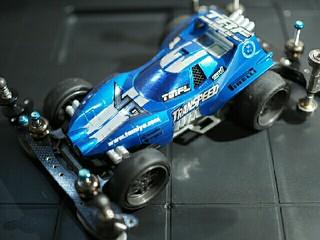 C.B. blue