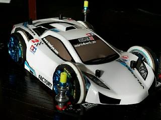 ベルダーガ S2 フラット タイヤ変更