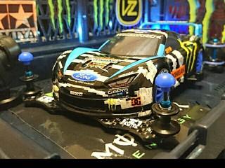 """RAIKIRI WRC""""Ken Block """""""