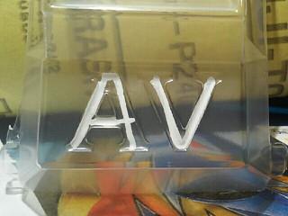Σ(///□///) AV!?