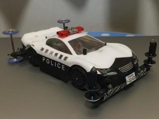 神奈川県警察 TRFパトロールカー