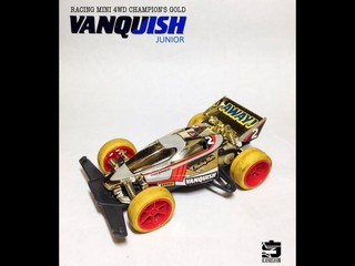 Vanquish Goldchamps