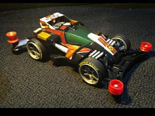 Dash 0 Black Emperor