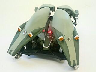 MZ-666 クシャトリヤ・キーンホーク