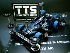 TTS no.XV BLUE ADVANCE