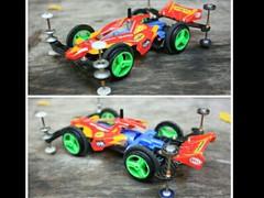 MA Chassis Speed Setup