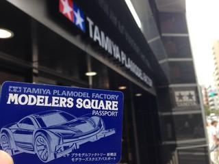 ✨タミヤプラモデルファクトリー新橋店✨