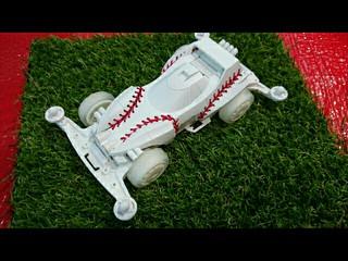 ダッシュ4号・野球(ベースボール)