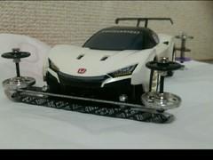 NSX Type-R