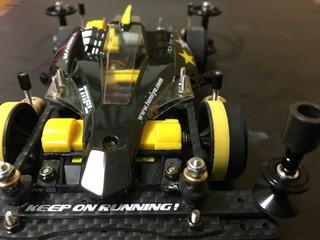 VS 黄黒アバンテmk2