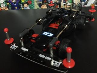 試作車両 ver.0.2