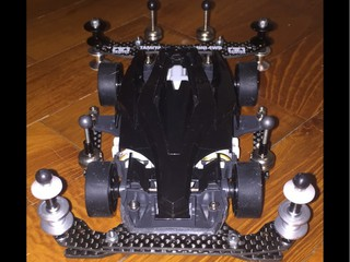 MA chassis, with 6x Dbl Roller