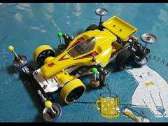 4D-Racing No.11 イエローアバンテJr