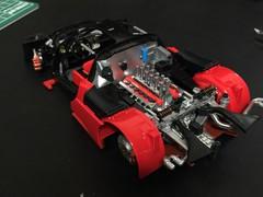 フェラーリfxxパート6