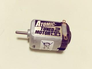 ATMIC-TUNED2 MOTOR