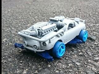 高速パトカー RX-7