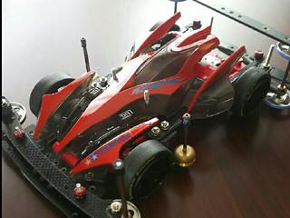 ブリッツァーソニック TZ-X