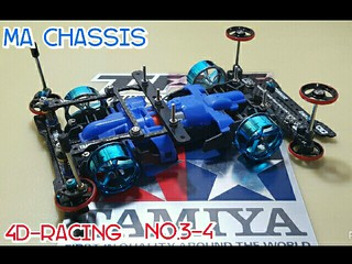 4D-Racing No.3-4 MA Chassis