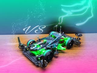 GREEN VS
