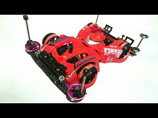 バックブレーダー・試験型XCタイプ